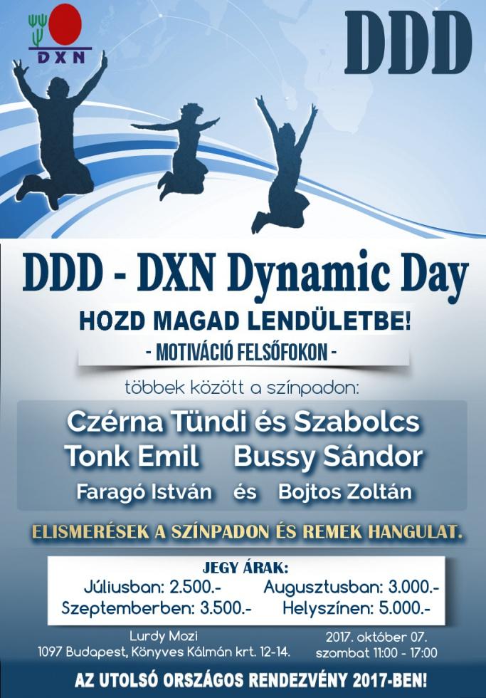 dxn rendezvény