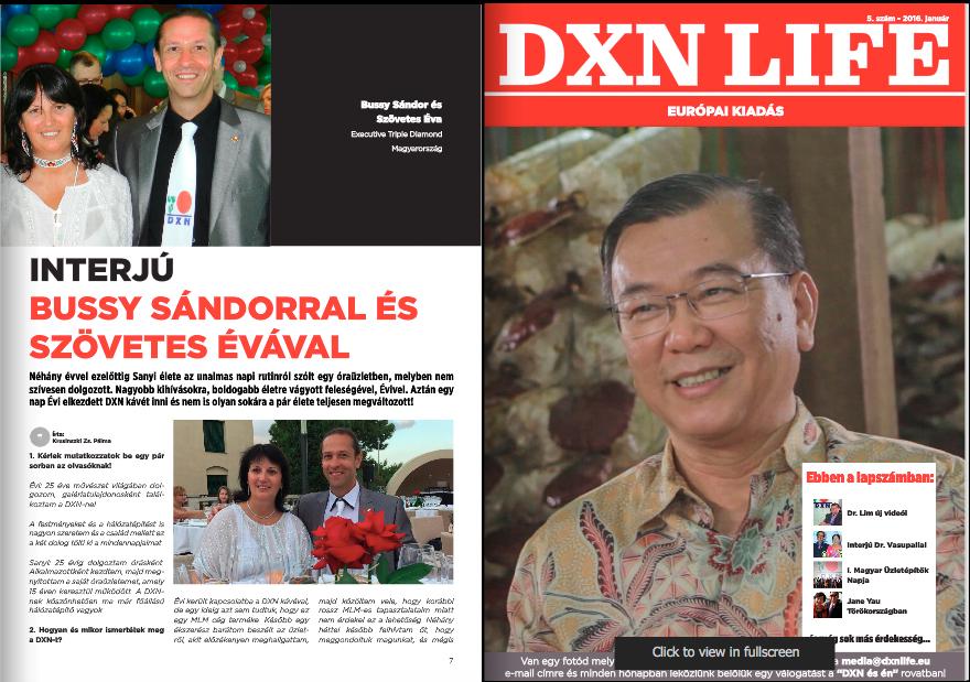 dxn life